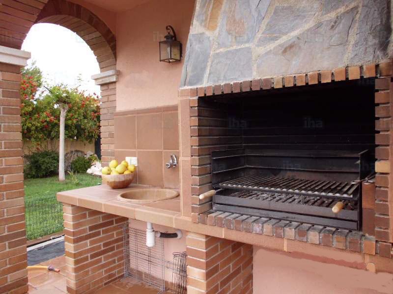 cuisine extérieure barbecue pierre guide achat